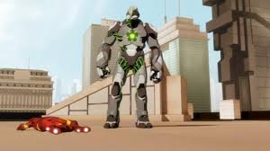 Iron Man: Armored Adventures Season 2 13