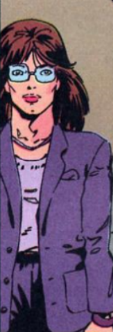 Kelly Hitchuck (Earth-616)