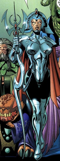 Lilandra Neramani (Earth-552)
