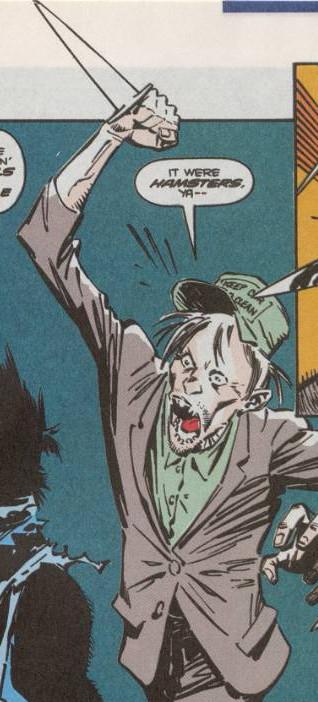 Linus Dorfman (Earth-616)