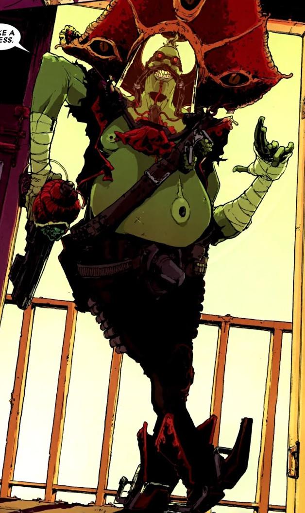 Macho Gomez (Earth-616)