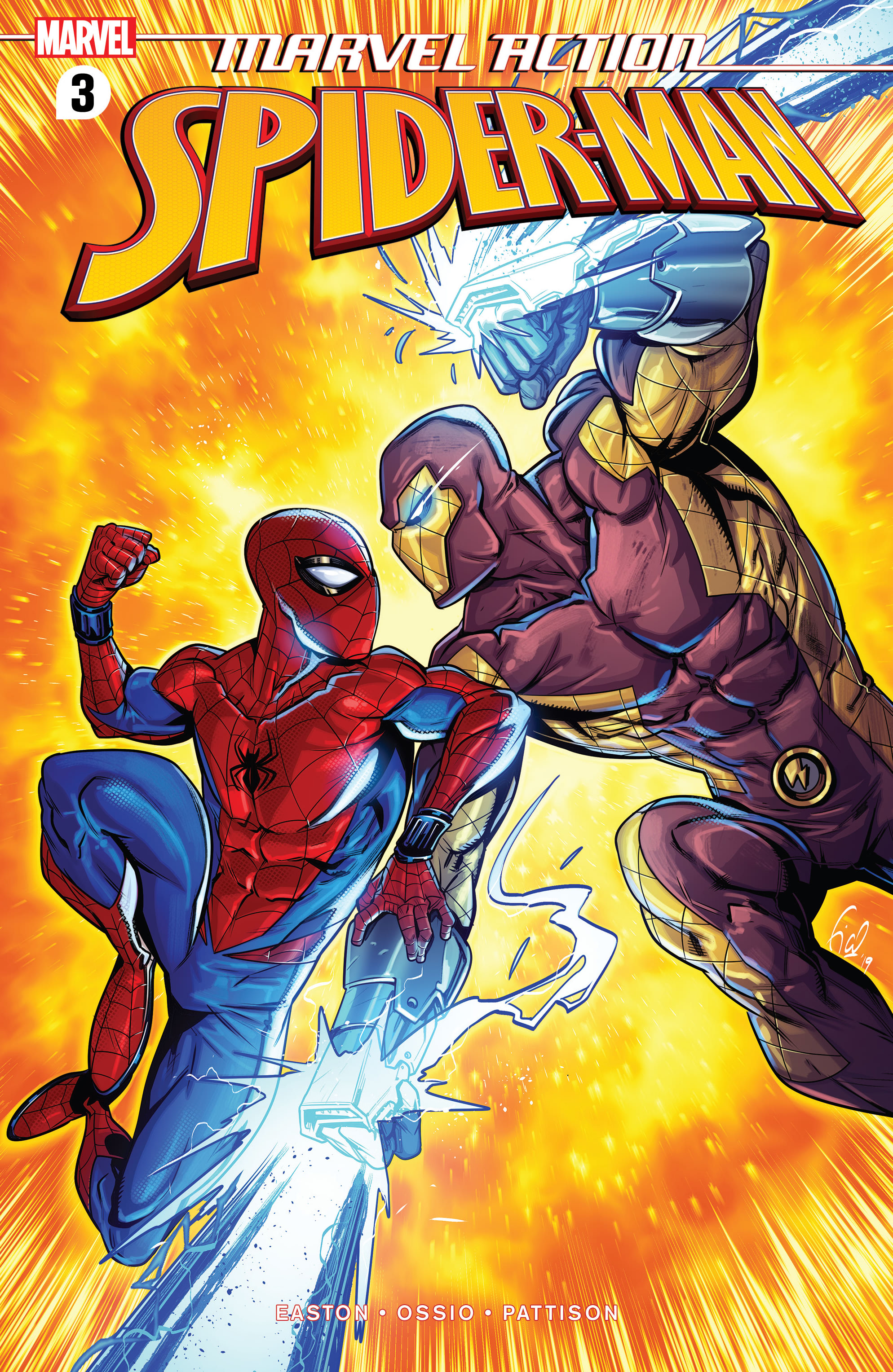 Marvel Action: Spider-Man Vol 2 3