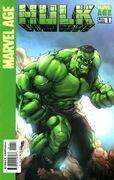 Marvel Age Hulk Vol 1 1