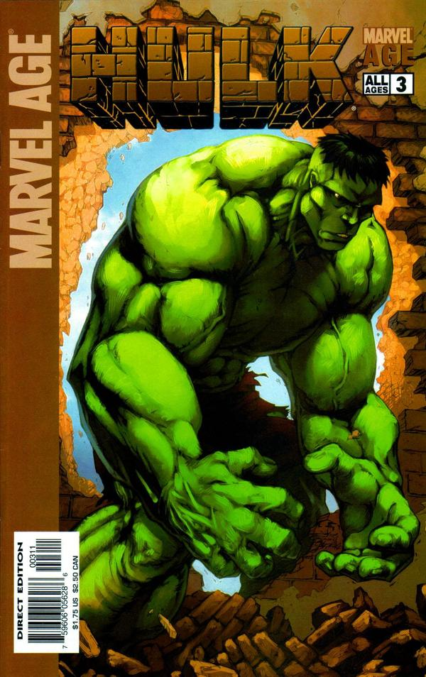 Marvel Age: Hulk Vol 1 3