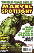 Marvel Spotlight World War Hulk Vol 1 1