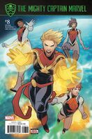 Mighty Captain Marvel Vol 1 8