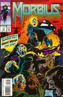 Morbius The Living Vampire Vol 1 15