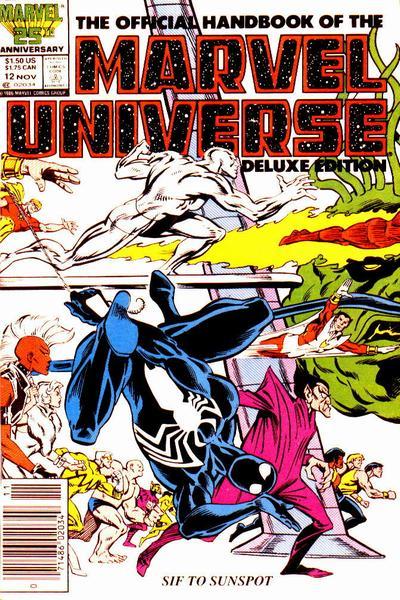 Official Handbook of the Marvel Universe Vol 2 12