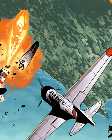 Pearl Harbor from Marvel Projects Vol 1 8 0001.png