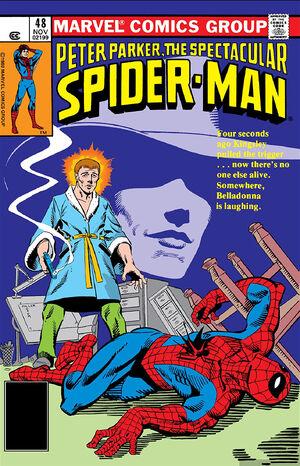 Peter Parker, The Spectacular Spider-Man Vol 1 48.jpg