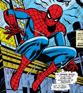 Peter Parker (Earth-616) from Amazing Spider-Man Vol 1 125 001