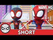 Power Practice - Marvel's Spidey and His Amazing Friends - @Disney Junior @Marvel HQ