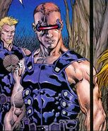 Scott Summers (Earth-523004) from What If Magneto Had Formed the X-Men With Professor X? Vol 1 1 0001