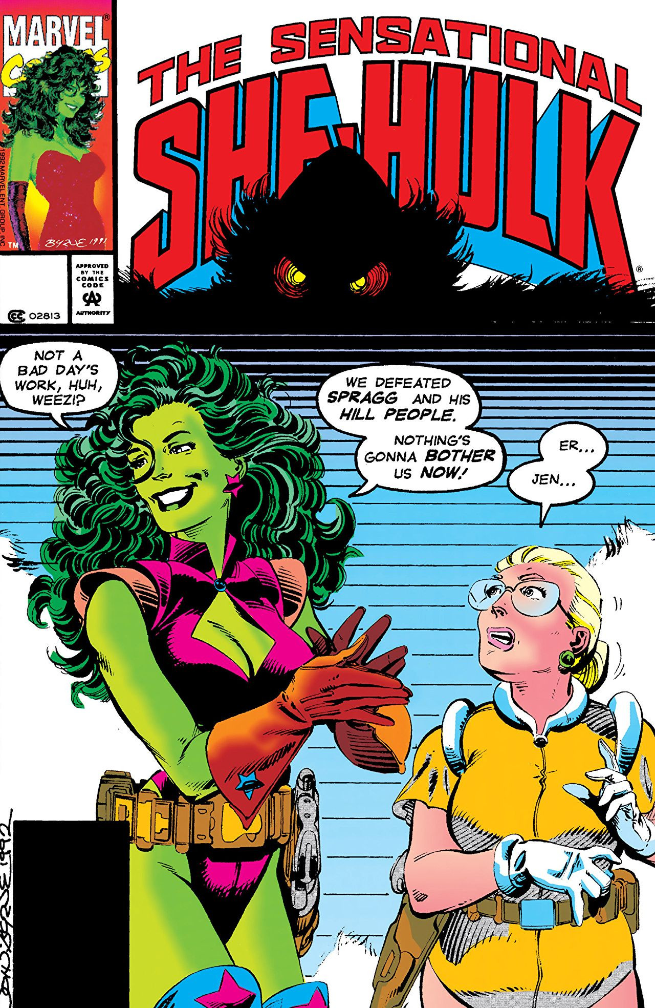 Sensational She-Hulk Vol 1 42