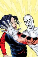 Silver Surfer Vol 8 9 Textless