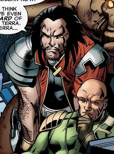 Sovel Redhand (Earth-616)