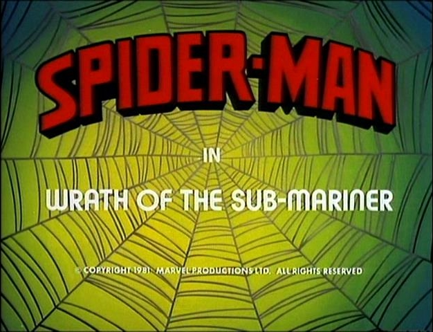 Spider-Man (1981 animated series) Season 1 24