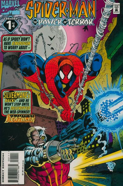 Spider-Man: Power of Terror Vol 1 1