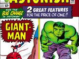 Tales to Astonish Vol 1 60