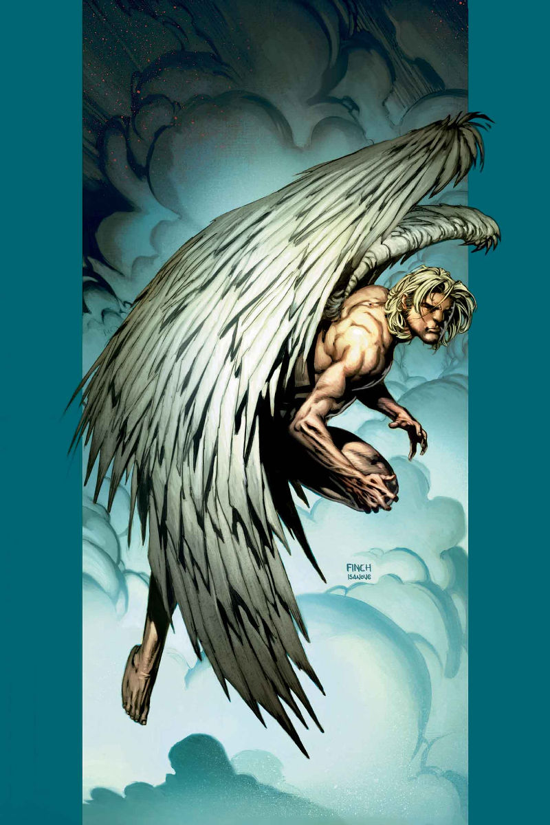 Warren Worthington III (Earth-1610)
