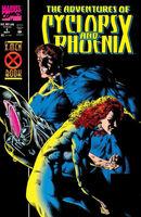 Adventures of Cyclops and Phoenix Vol 1 1