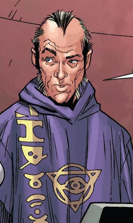 Alex Jarl (Earth-616)