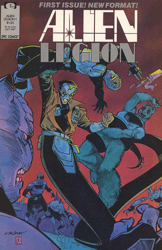 Alien Legion Vol 2