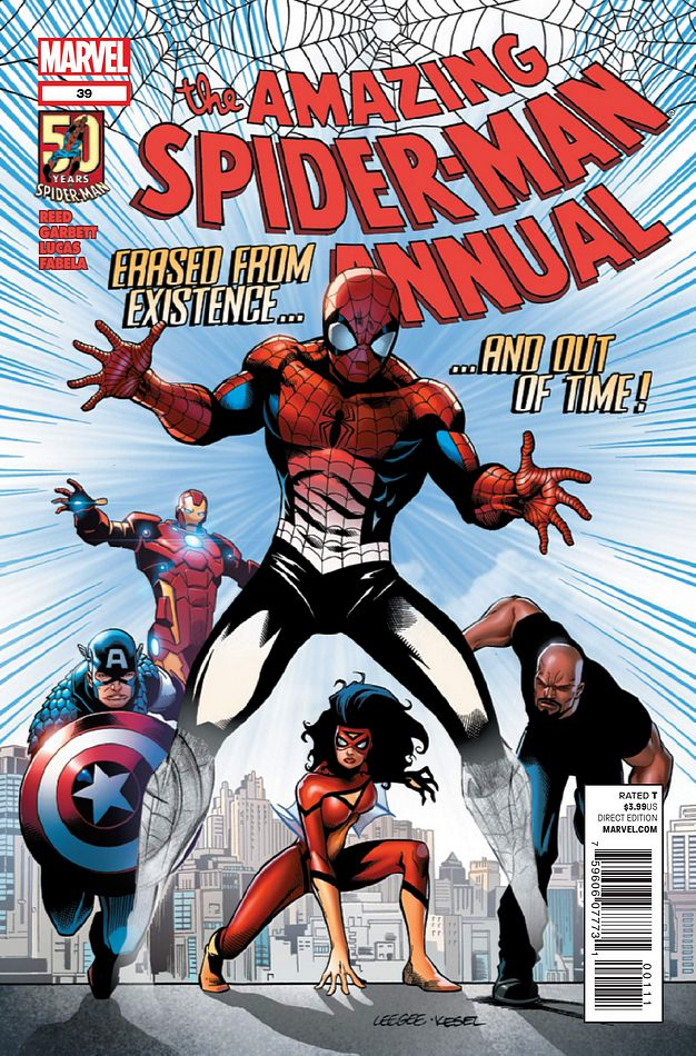 Amazing Spider-Man Annual Vol 1 39