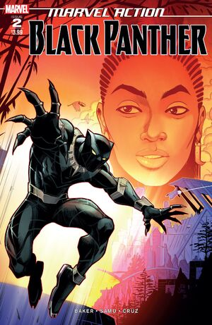 Black Panther (IDW) Vol 1 2.jpg