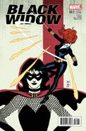 Black Widow Vol 6 7 Classic Variant