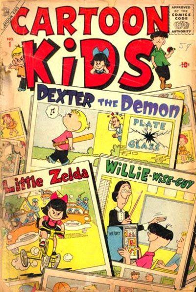 Cartoon Kids Vol 1