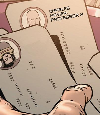 Charles Xavier (Earth-TRN361)