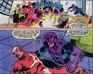 Clinton Barton (Earth-616) and William Cross (Earth-616) from Hawkeye Vol 1 4 001