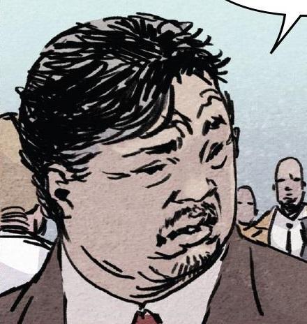 Detective Li (Earth-616)