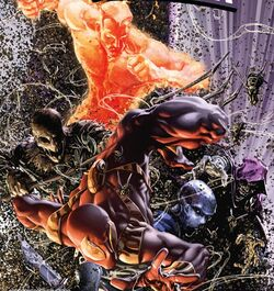 Exterminators (Spider-Man foes) (Earth-616) Sensational Spider-Man Vol 2 30.jpg