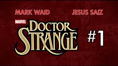 Go Behind The Scenes of DOCTOR STRANGE 1!