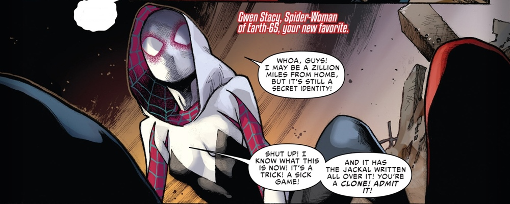 Gwendolyn Stacy (Earth-65) in Amazing Spider-Man Vol 3 9 001.jpg