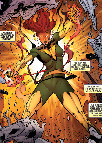 Jean Grey (Earth-51518)