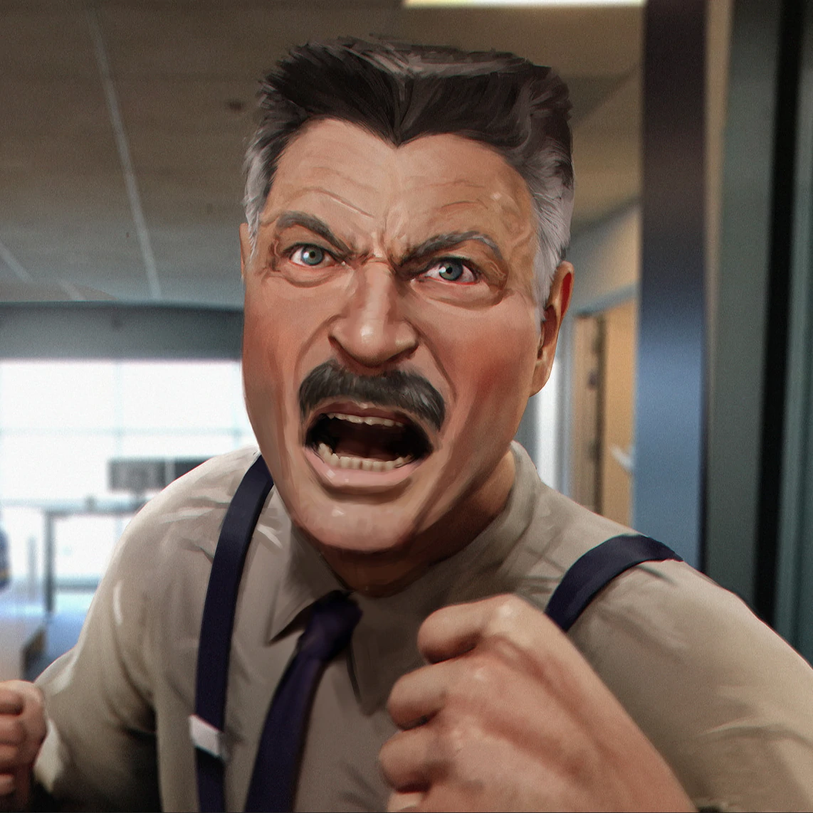John Jonah Jameson (Earth-1048)