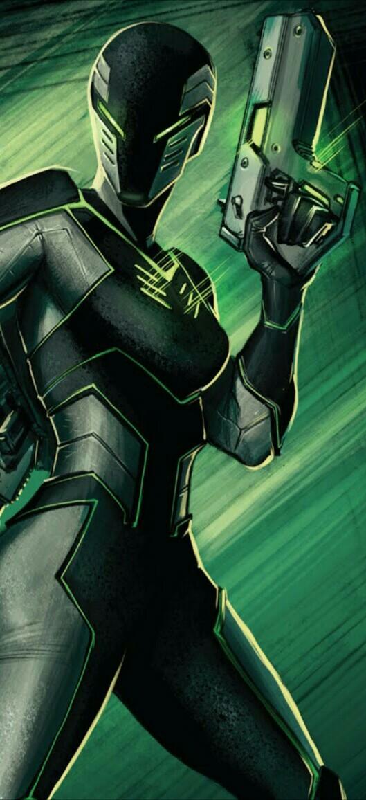 Joy Jones (Earth-616)
