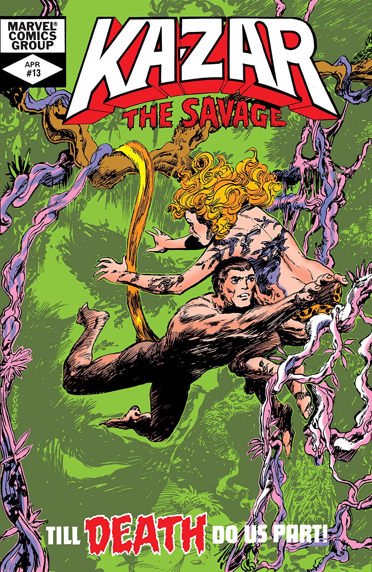 Ka-Zar the Savage Vol 1 13