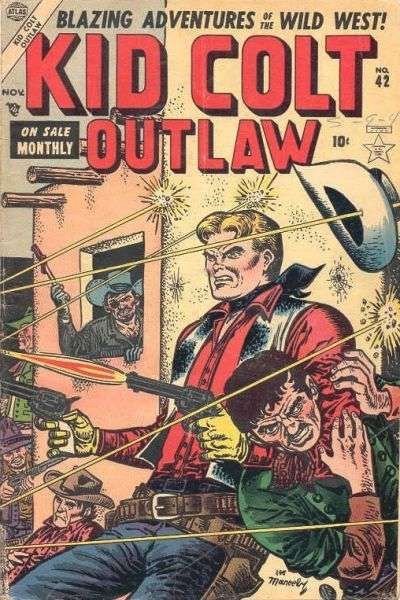 Kid Colt Outlaw Vol 1 42