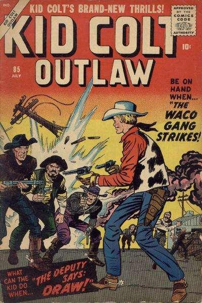 Kid Colt Outlaw Vol 1 85