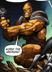 Korg (Earth-91126) from Marvel Zombies Return Vol 1 4 001.jpg
