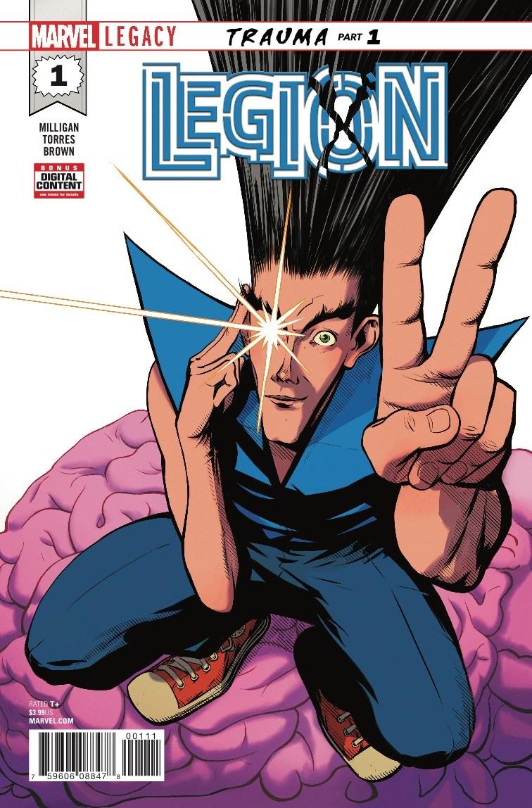 Legion Vol 1 1