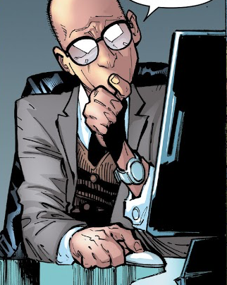 Lewis Brewer (Earth-616)