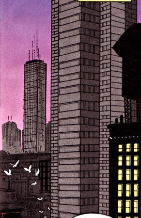 Manhattan Tower/Gallery