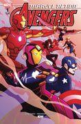 Marvel Action Avengers Vol 3 1