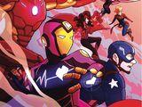 Marvel Action: Avengers Vol 3 1