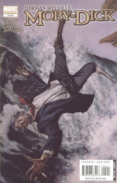 Marvel Illustrated: Moby Dick Vol 1 5